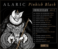ALARIC (usa) + PINKISH BLACK