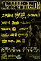 ANTITREND OPEN AIR FESTIVAL vol. 13