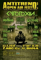 ANTITREND OPEN AIR FESTIVAL vol. 14