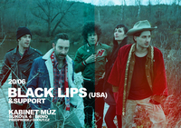 BLACK LIPS (USA) + LAZER VIKING