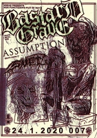 Bastard Grave (swe)  +  Assumption (it)+ Sněť