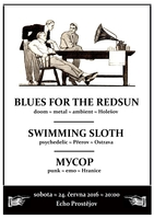 Blues for the Redsun, Swimming Sloth a Мусор