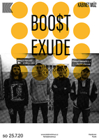 Boost & Exude & Hever