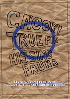Cácory // Hissing Fauna // True Fir