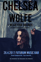 Chelsea Wolfe + Wear Your Wounds (ft. Jacob Bannon of Converge)
