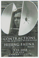 Contractions (FR, ex-Daïtro) + Hissing Fauna