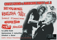Crust/Grind & Hardcore Party Vol.8