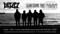 DESZCZ a GUANTANAMO PARTY PROGRAM