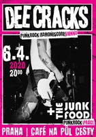 DeeCracks (AT) & The Junk Food (CZ)