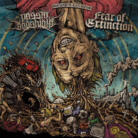 Fear Of Extinction / Passiv Dödshjälp - A North-East D-beat Lobotomy