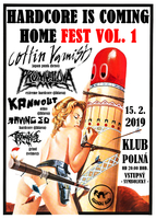 HARDCORE IS COMING HOME FEST vol. 1