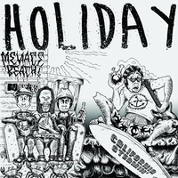 HOLIDAY - California Steamin'