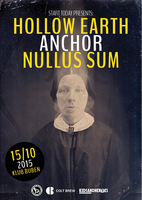 HOLLOW EARTH /US/ + ANCHOR /SWE/ + NULLUS SUM