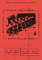 KOVADLINA + EMPTY HALL OF FAME + ANNE M. CHRISTIANSEN + ARALKUM
