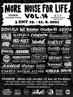 MORE NOISE FOR LIFE vol. 14