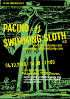 Pacino // Swimming Sloth