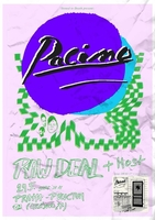 Pacino (release party) + Raw Deal
