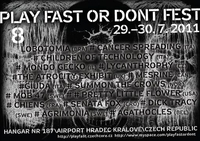 Play Fast Or Don´t Festival