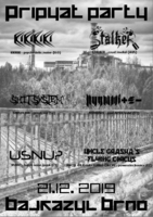 Pripyat party - metal, punk & noise!