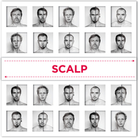 SCALP / VICTIMS OF HATE - split