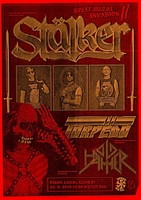 SPEED METAL INVASION 2: Stälker / Torpëdo / Old Hämmer