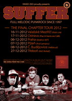 SUFFER – THE 15TH ANNIVERSARY FINAL CHAPTER TOUR 2012