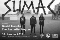 SUMAC (US) + Daniel Menche (US) + The Austerity Program (US)