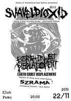 SVAVELDIOXID (Swe) + EARTH CRUST DISPLACEMENT (Ger) + SZRAMA (Ger)