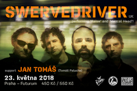 SWERVEDRIVER (UK) + JAN TOMÁŠ