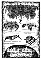 THRASH NIGHTMARE FESTIVAL vol. 6 – WARM-UP PARTY