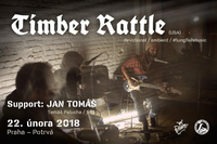 TIMBER RATTLE (US) + JAN TOMÁŠ