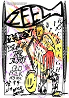 Zeel // Mercy // Black Tar Jesus // Old Folk House