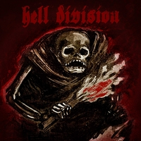 HELL DIVISION - S/T - LP
