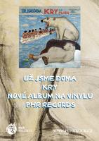 Nové album UŽ JSME DOMA vychází na vinylu