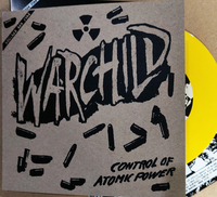 WARCHILD - Control of atomic power 7 EP