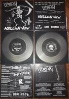 TORTÜR / HELLISH VIEW | SPLIT LP