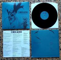 SIMULACRO | Paraísos color negro... LP