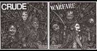 CRUDE / WARFARE - split EP