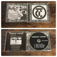 TERROR CHORD - debut CD