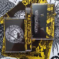 B.E.T.O.E   DEMO 2021. 4 tracks - MC