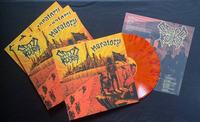 SPEEDKÖBRA / MORATORY split - LP
